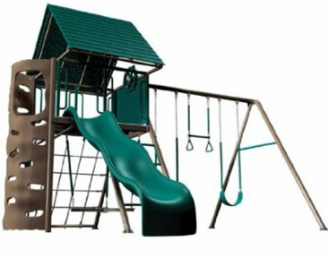 Swing Professional Playset Assembly